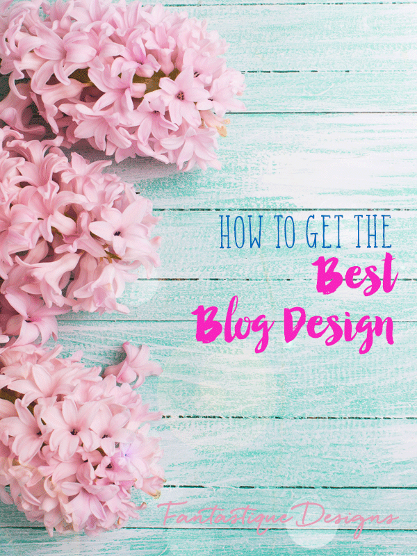 Advice for working with your favorite blog designers and getting your dream blog design