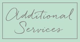 additonal services