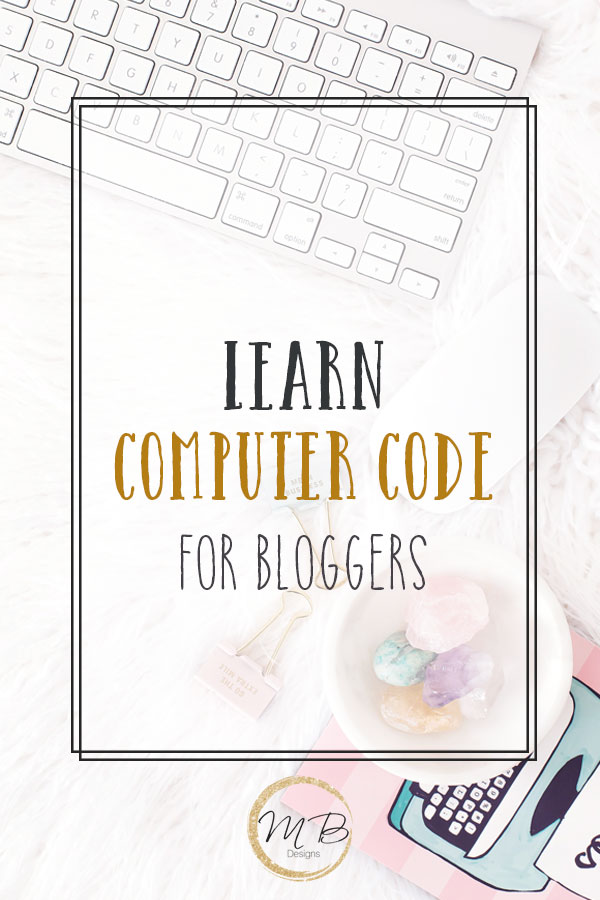 Common coding that every blogger should know - learn computer coding for bloggers so you can actually understand what that coding stuff means