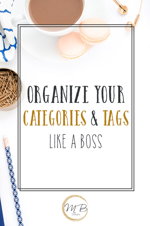 Manage Your Categories and Tags Like a Boss