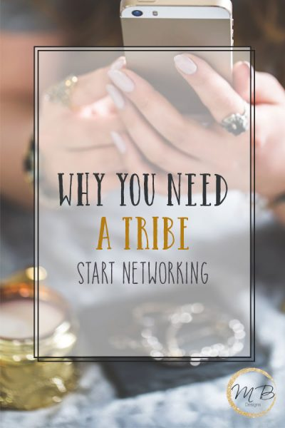If you're interested in growing your blog, you can't do it alone. You need to find others in your niche and create a tribe