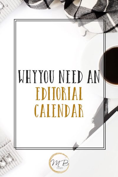 Plan ahead for your blog and why you need an editorial calendar to grow your blog, ensure you never have to worry about what you're writing again.