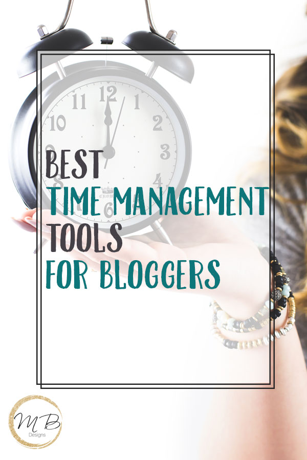 Best Time Management Tools for Bloggers