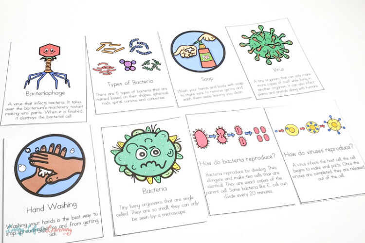 Printable germ cards-2